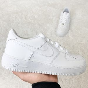 NWT Nike Air Force 1 Low White